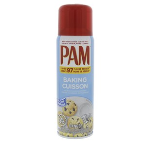 Pam Baking Cuisson Cooking Spray 141g