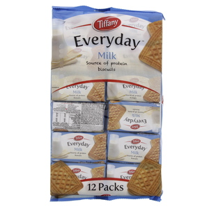 Tiffany Everyday Milk Biscuits 50g