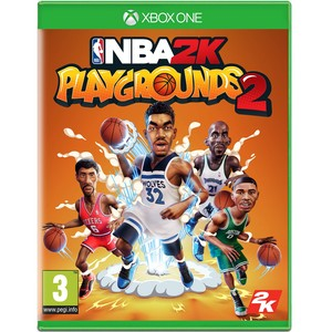 XBox One NBA 2K: Playgrounds 2