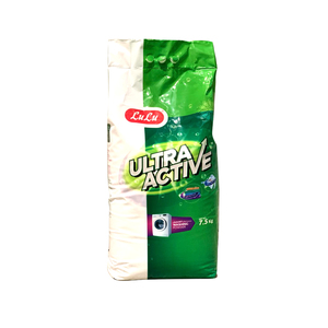 Lulu Ultra Active Washing Powder Front Load 7.5kg