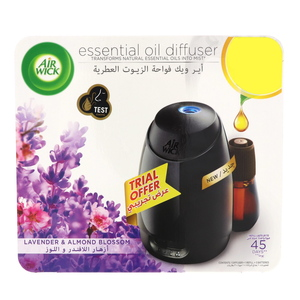 Air Wick Essential Oil Diffuser Lavender & Blossom 20ml