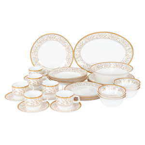 Chefline Opal Dinner Set K1706 38pcs