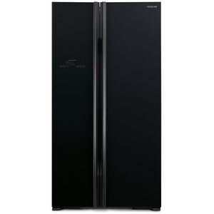 Hitachi Side By Side Refrigerator RS700PUK2GBK 700Ltr
