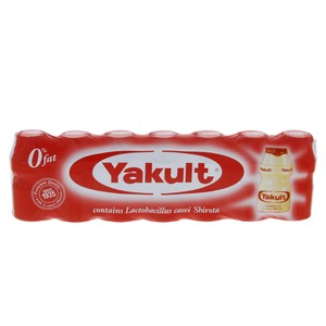 Yakult Skimmed Milk Drink 7 X 65ml