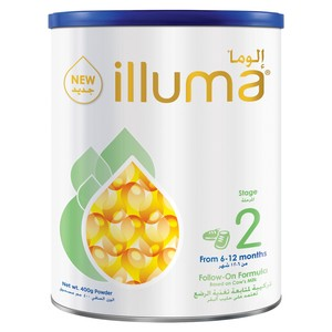 Illuma Follow On Formula Stage 2 From 6 - 12 Months 400g