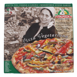 Italpizza Vegetariana Pizza 370g