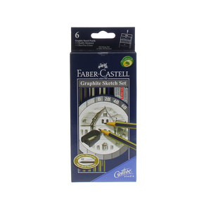Faber-Castell GraphitePencil pc