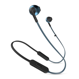 JBL Wireless Earphone T205BT Blue