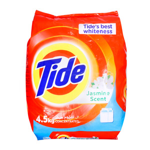 Tide Concentrated Washing Powder Top Load Jasmine 4.5kg
