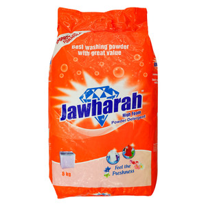 Jawharah High Foam Power Detergent 6kg