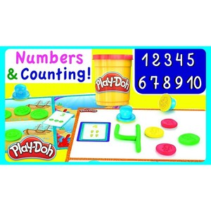 Playdoh Number and Counting 406