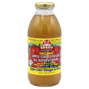 Bragg Organic Apple Cider Vinegar & Honey 473ml
