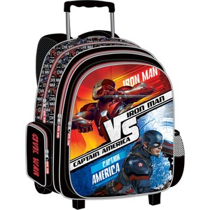 Captain America School Trolley CAAR061007 18inch