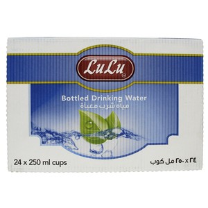 Lulu Natural Drinking Water 250ml