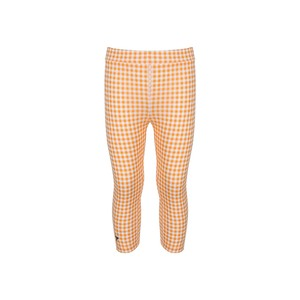 Eten Girls Jegging Pant 1334271 Orange check 2-8Y