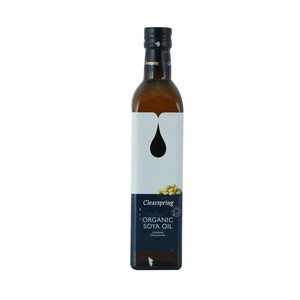 Clearspring Organic Soya Oil 500ml
