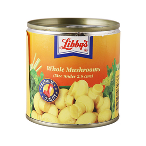 Libby's Whole Mushrooms 184 g