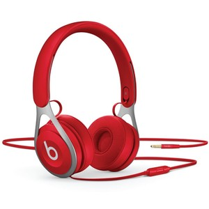 Beats EP On-Ear Headphones ML992ZM Red