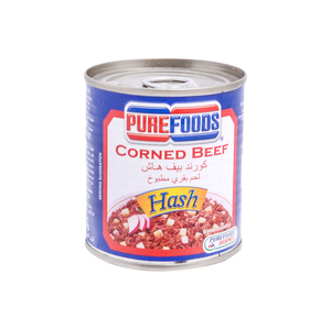 Pure Foods Corned Beef Hash 210g