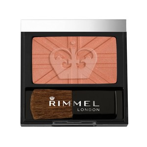 Rimmel London Lasting Finish Soft Colour Blush With Brush Shade 190 Coral 1pc