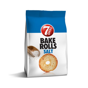 7 Days Baked Rolls Salt 80g