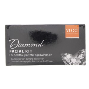 Vlcc Diamond Facial Kit 30.35g