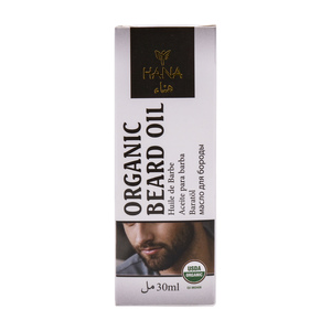 Hana Organic Beard Oil 30ml
