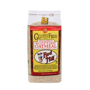 Bob's Red Mill Scottish Oatmeal Gluten Free  566g