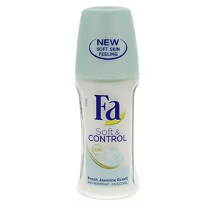 FA Soft And Control Fresh Jasmine Scent 50ml