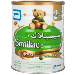 Similac Gain Infant Formula Intelli Pro 2 For 6 to 12 Months 900g
