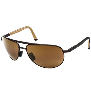 Maui Jim Men's Sunglass Aviator H297-01M