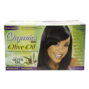 Organics Olive Oil Conditioning Relaxer System Kit