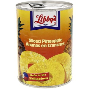 Libby's Sliced Pineapple 570g