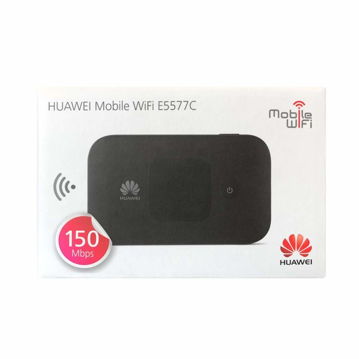 Buy Huawei 4G Mobile Wi-Fi Router E-5577 - Router&Network Adptr