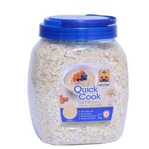 Captain Oats Quick Cook Oatmeal 1kg