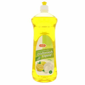Lulu Dish Wash Liquid Lemon 1Litre