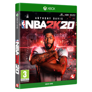 NBA 2K20 Regular Edition Xbox One