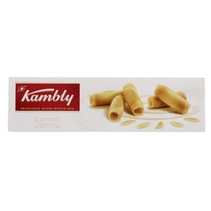 Kambly Caprice Finest Almond Biscuits 100g