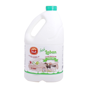 Baladna Fresh laban Full Fat 2Litre