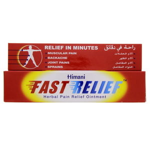Himani Fast Relief Herbal Ointment 50g