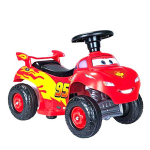 Feber Ride on Cars Quad Mcqueen 6V 800011185