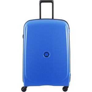 Delsey Belmont 4Wheel Hard Trolley 76cm Blue