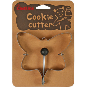 Chefline Cookie Cutter Butterflay D4064