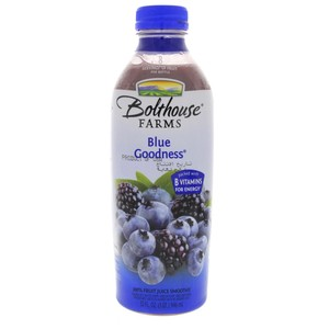 Bolt House Blue Goodness Fruit Juice Smoothie 946ml