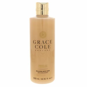 Grace Cole Relaxing Bath Soak Ginger Lily & Mandarin 500ml