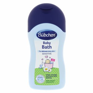 Bubchen Sensitive Baby Bath With Natural Chamomile 400ml