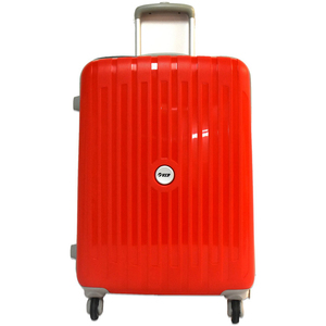 VIP Neolite 4 Wheel Hard Trolley 53cm Red