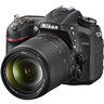 Nikon DSLR Camera D7200 18-140MM VR Black