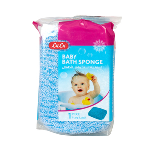 Lulu Baby Bath Sponge 1pc