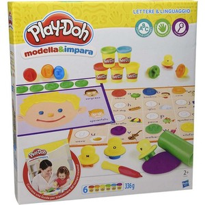 Playdoh Letters & Language P340